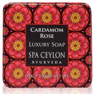 Ayurveda Seife - Cardamom Rose - Spa Ceylon Austria