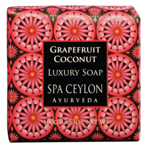 Grapefruit Kokosnuss Seife nach Ayurveda