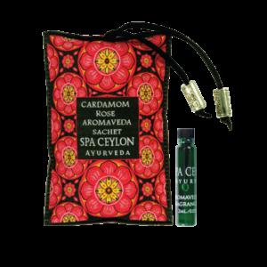 Duftkissen mit Cardamom Rose - Luxus Ayurveda