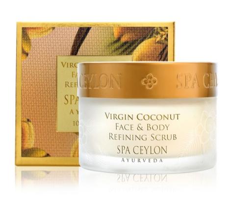 VIRGIN COCONUT - Face & Body Refining Scrub